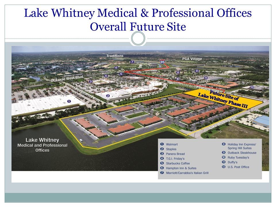 LakeWhitneyMedical&ProfessionalOffices