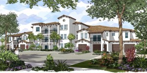 Residences at Palm Aire rendering