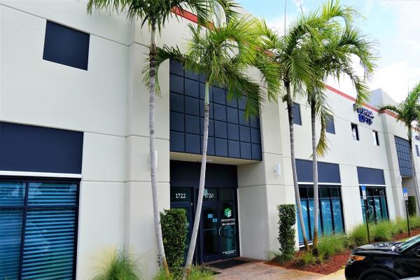"</p> <p style=""text-align: center;"">1720 Corporate Drive, Boynton Beach, FL</p> <p>"