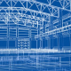 warehouse construction plans_86916660_s
